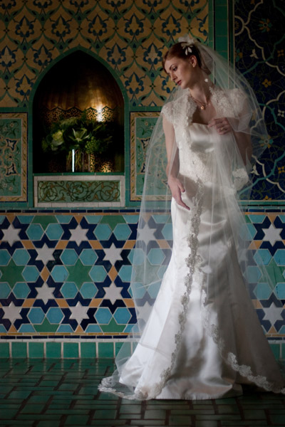 Couture Wedding Gown - San Francisco Fashion 2