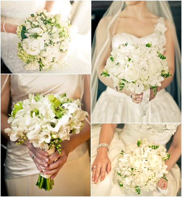 Fragrant Freesia In Bridal Bouquets Julie Mikos Photographer
