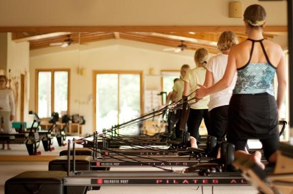Rancho La Puerta Gym 1