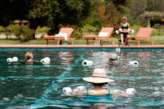 Rancho La Puerta Pool