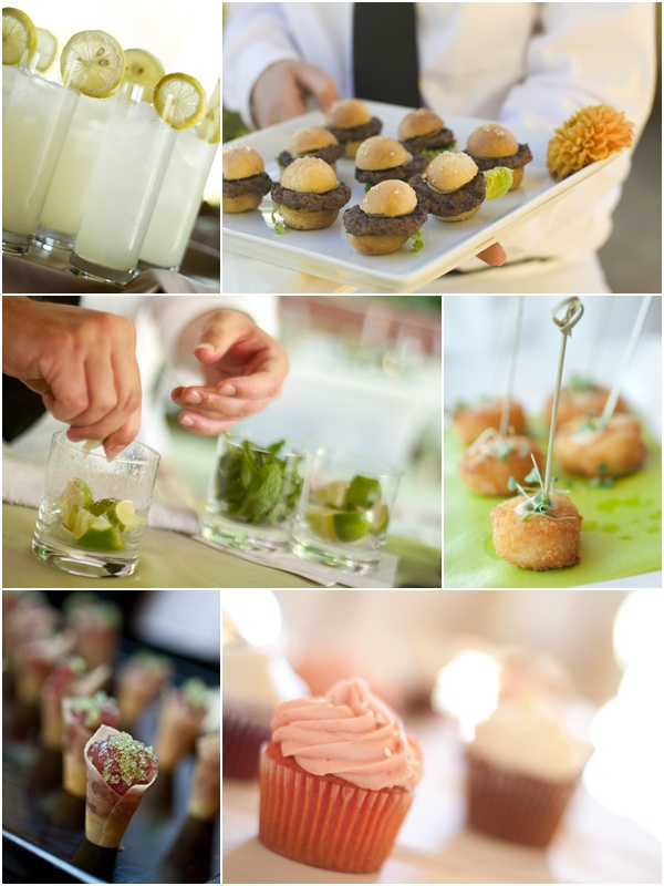 Summer Wedding Catering