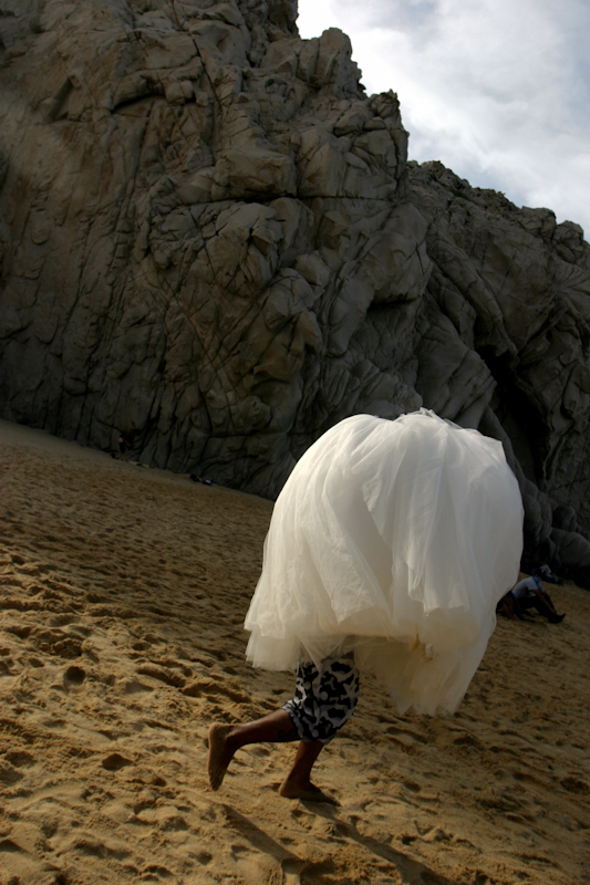 Cabo San Lucas Beach Wedding 3