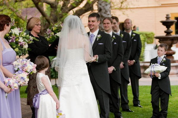 Julie Mikos Photography wedding ceremony