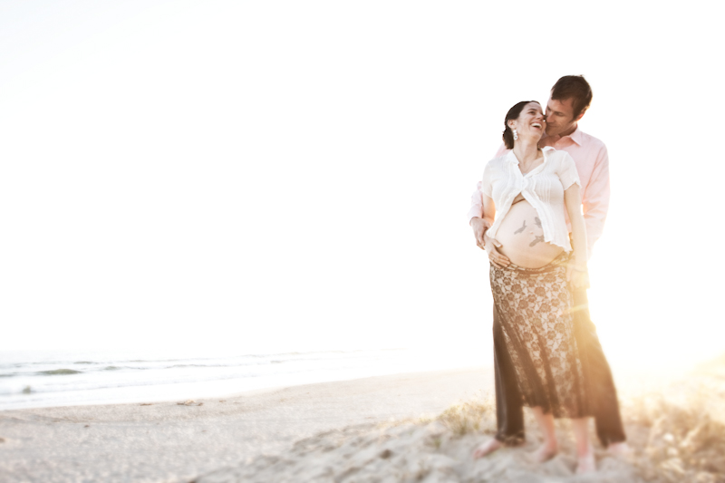 Maternity Photography_ bay area beach - 3