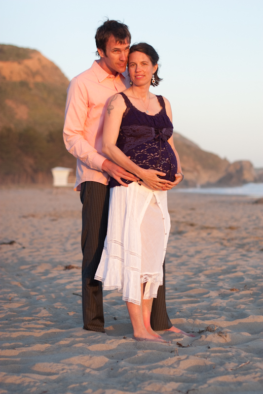 Maternity Photography_ bay area beach - 4
