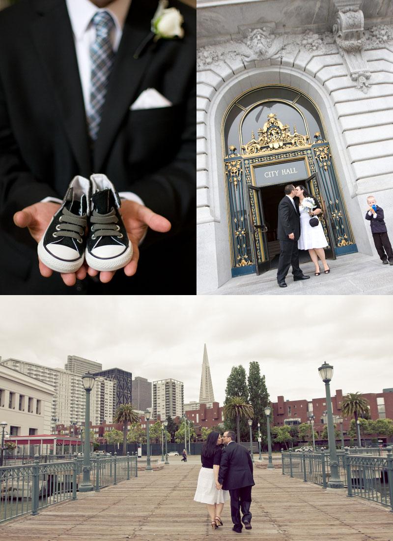San Francisco City Hall Wedding 6