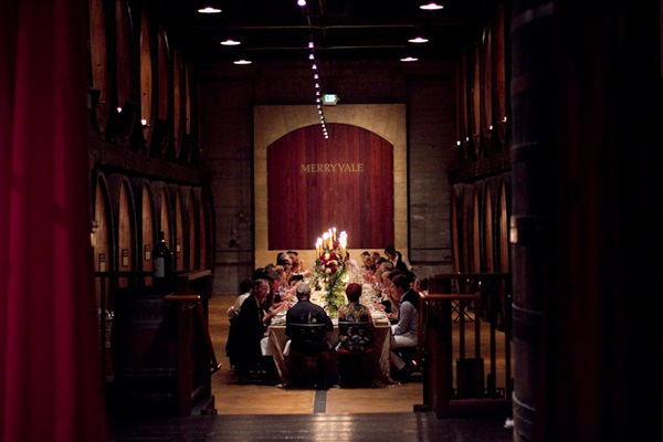 Merryvale Vineyards rehearsal dinner 4