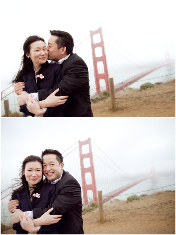 San Francisco engagement session 12