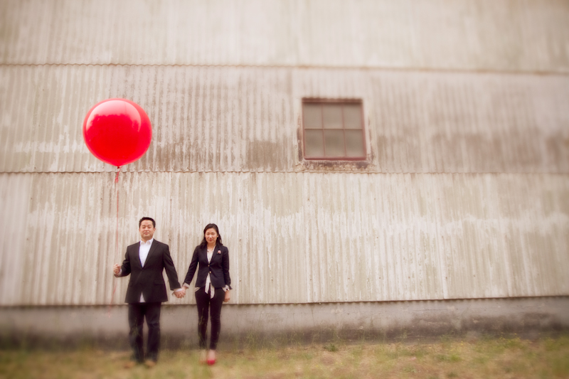 San Francisco engagement session 1