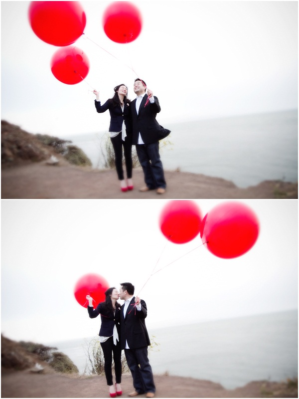 San Francisco engagement session 5