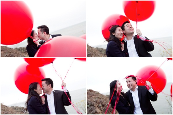 San Francisco engagement session 7
