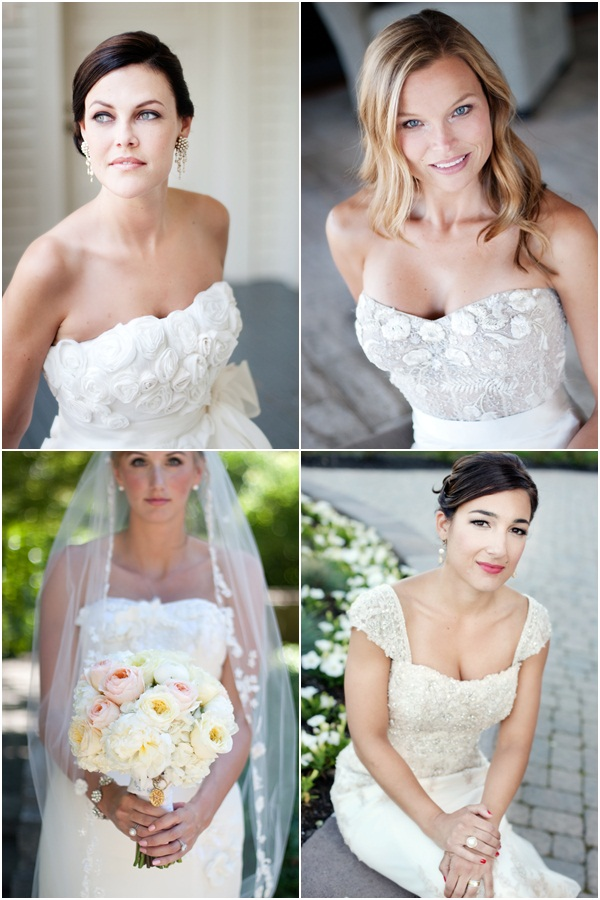 bridal wedding style