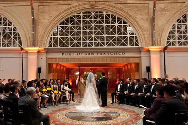 Ferry Building wedding 10