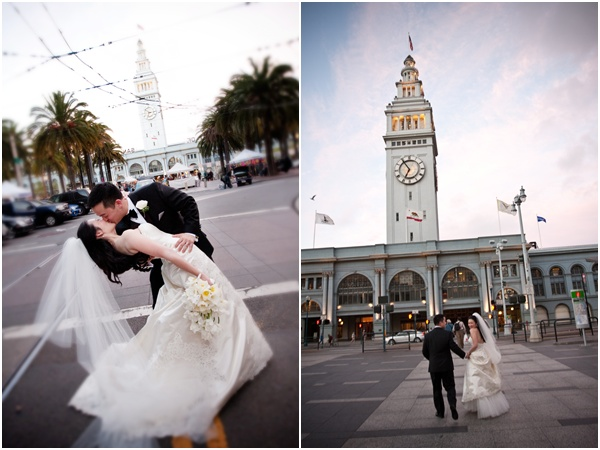 Ferry Building wedding 12