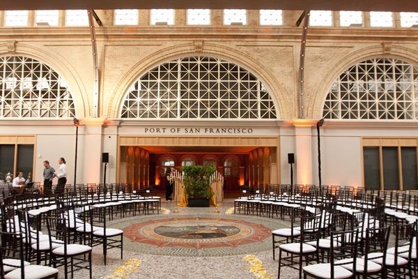 Ferry Building wedding 9