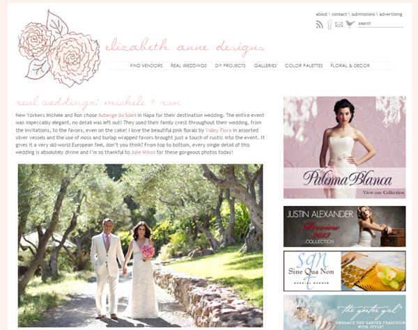 Featured- Elizabeth Anne Designs