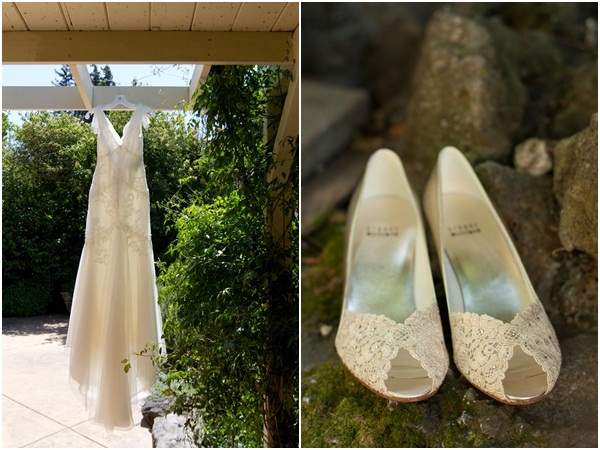 Marin Art and Garden Center wedding 1