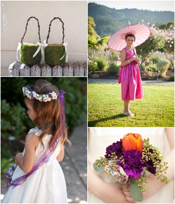 Fun Ideas For Flower Girls! — Julie Mikos
