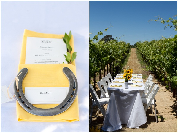 Sunflower summer wedding Julie Mikos 23