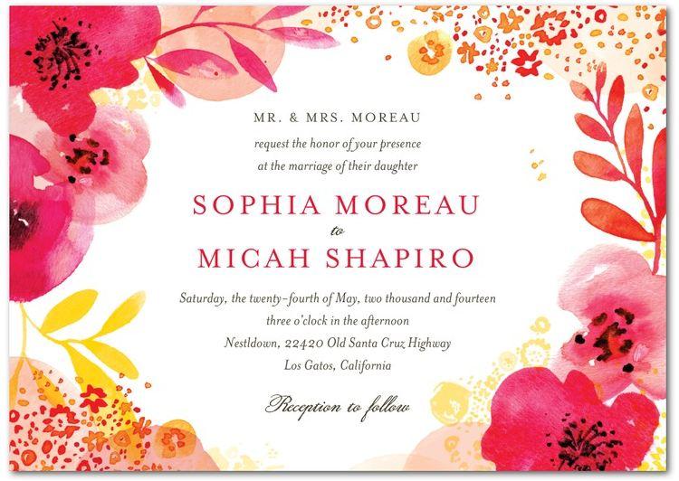 Fall Wedding Invites is awesome invitation design