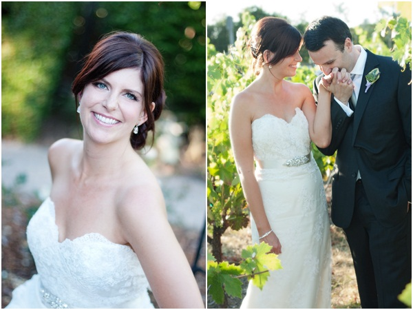 rustic garden wedding julie mikos 25