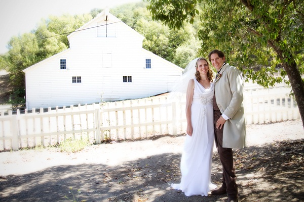 Rustic ranch wedding Julie Mikos 22