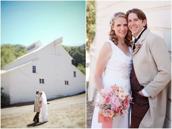 Rustic ranch wedding Julie Mikos 23