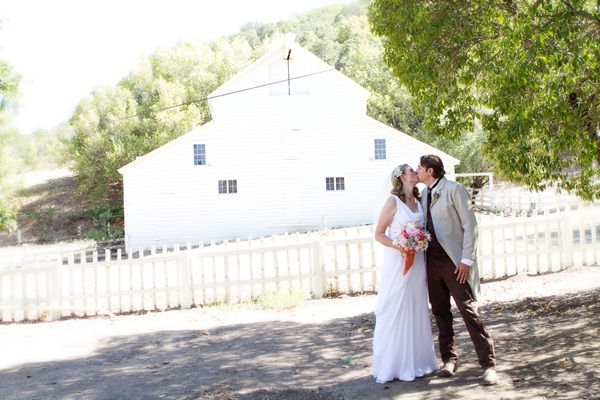 Rustic ranch wedding Julie Mikos 25