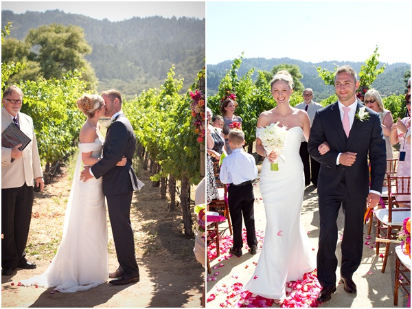 Sonoma Wine Country Wedding Julie Mikos 8