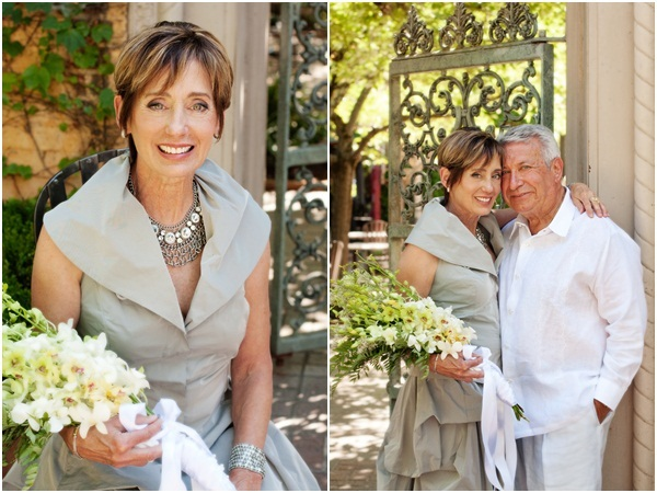 St. Helena Intimate Orchid Wedding Julie Mikos 2