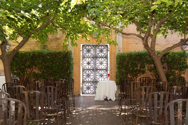 St. Helena Intimate Orchid Wedding Julie Mikos 3