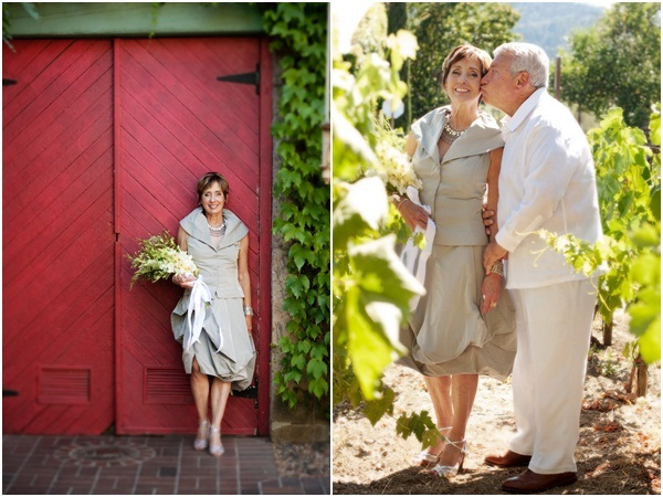 St. Helena Intimate Orchid Wedding Julie Mikos 6