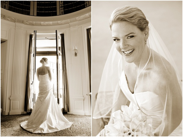 Fairmont Hotel San Francisco Wedding 2