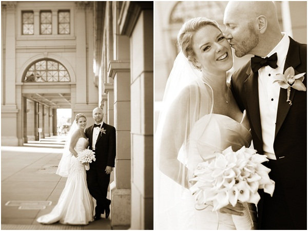 Fairmont Hotel San Francisco Wedding 4