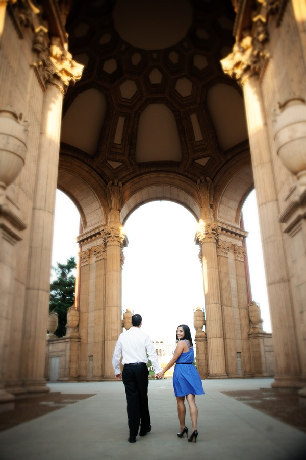 San Francisco City Engagement Session By Julie Mikos 1