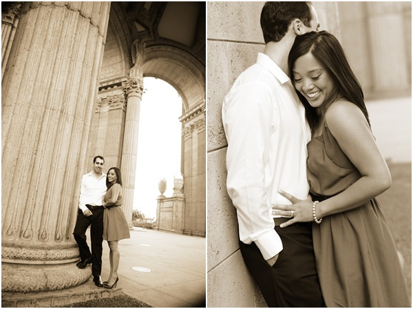 San Francisco City Engagement Session By Julie Mikos 3