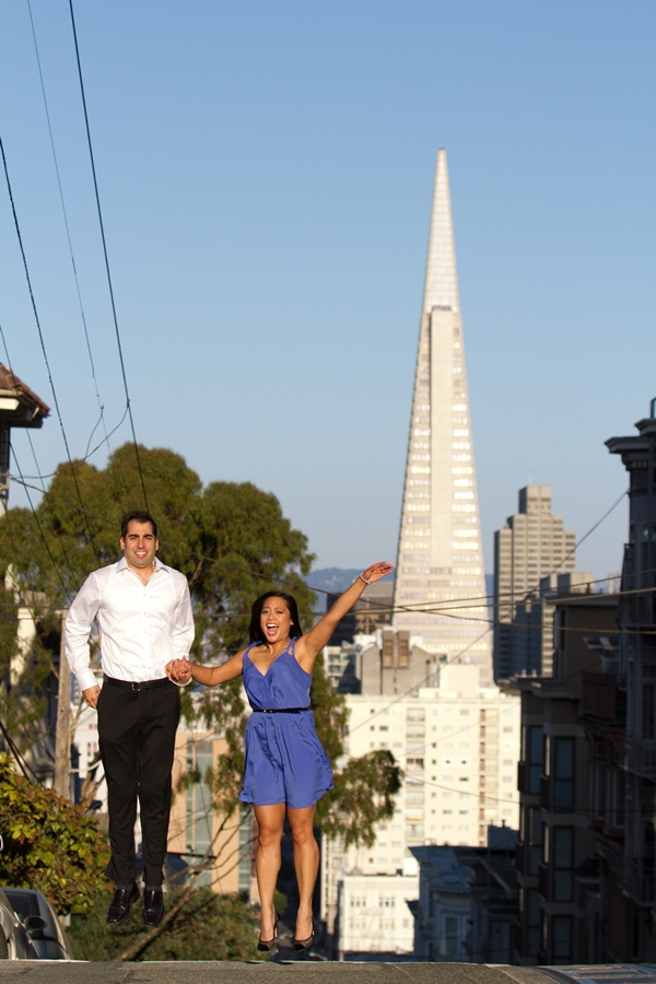 San Francisco City Engagement Session By Julie Mikos 4