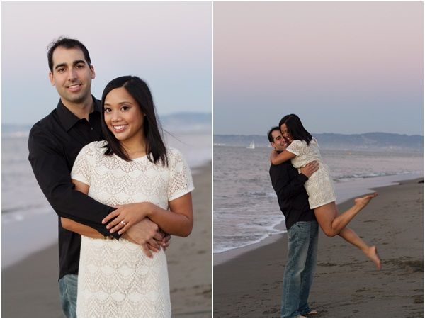 San Francisco City Engagement Session By Julie Mikos 7