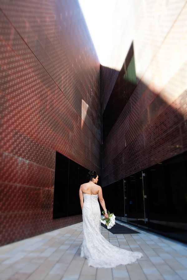 San Francisco de Young museum wedding 6