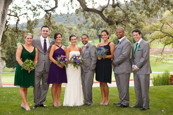 DIY California Wedding by Julie Mikos 5