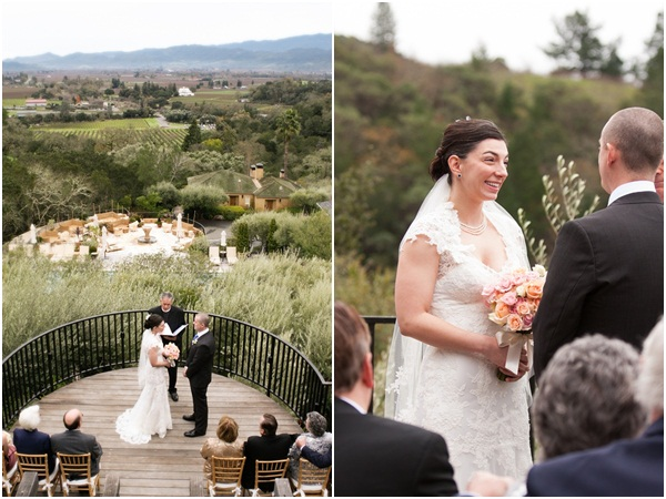 Auberge du Soleil Wedding by Julie Mikos 6