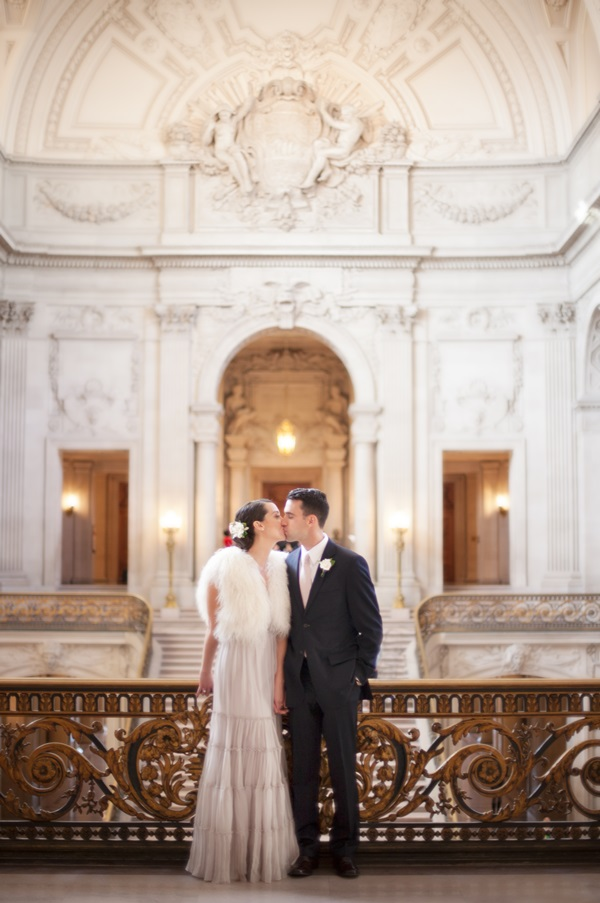 San Francisco City Hall Wedding By Julie Mikos 2