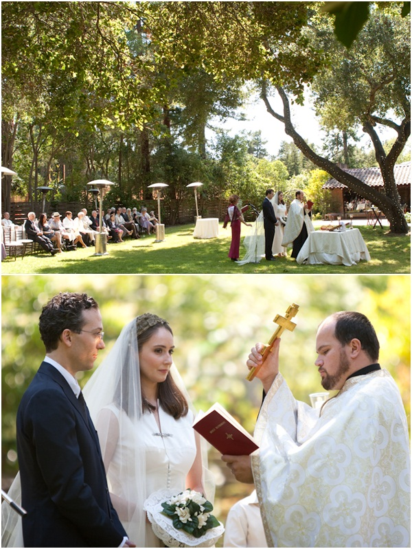 How to host an outdoor Greek Orthodox ceremony — Julie Mikos