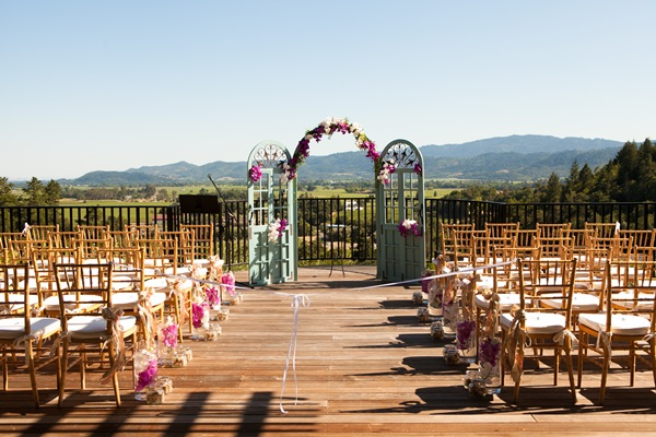 Auberge Du Soleil Wedding 3