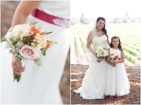 Headlsburg Country Gardens Wedding 8