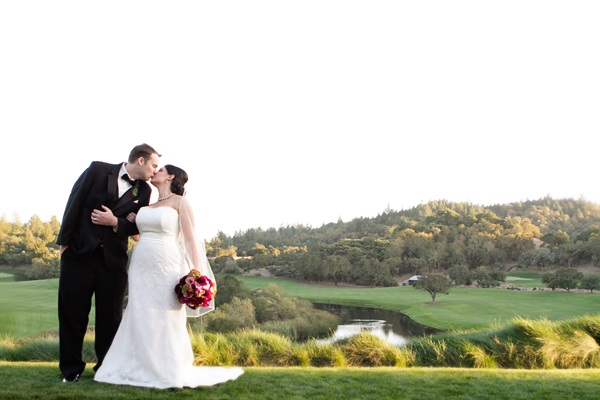 Sonoma Mayacama Golf Course Wedding 2