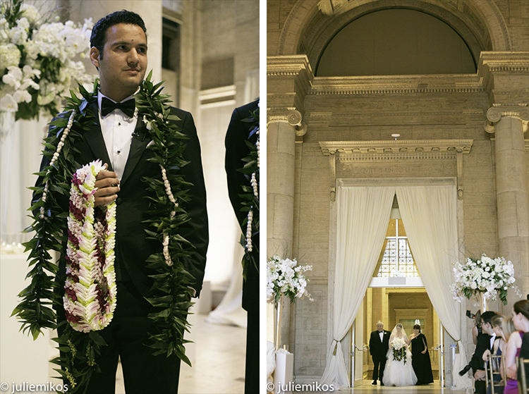 Asian Art Museum Wedding