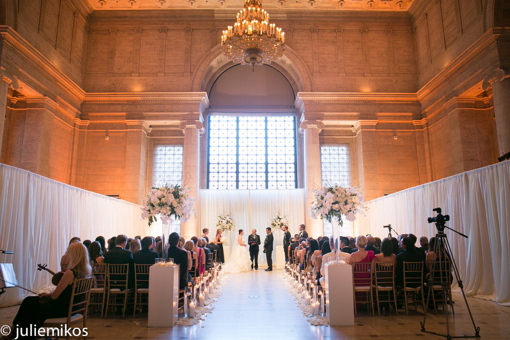 Asian Art Museum Wedding Photography