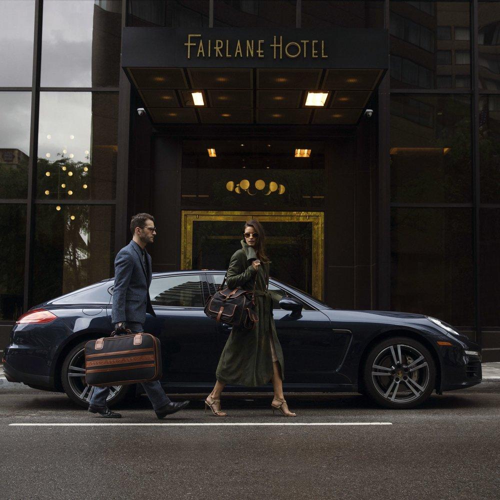 FAIRLANE HOTEL -