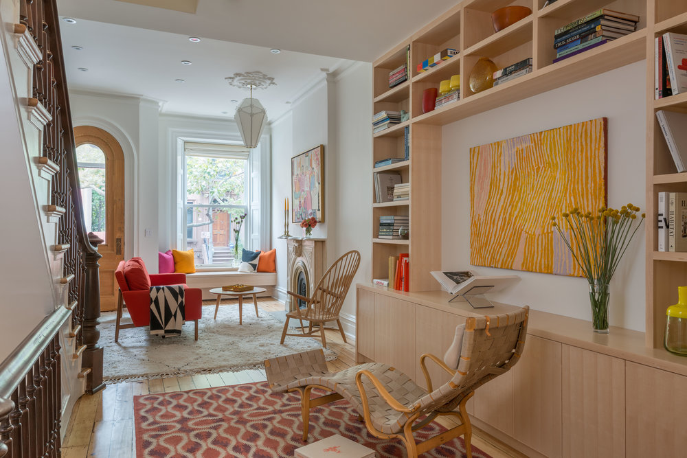 SACKETT STREET TOWNHOUSE RENOVATION